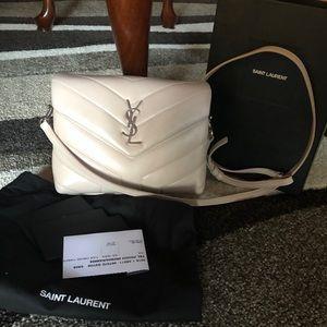 Saint Laurent LouLou toy crossbody bag!